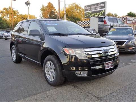 2008 Ford Edge for sale at Save Auto Sales in Sacramento CA