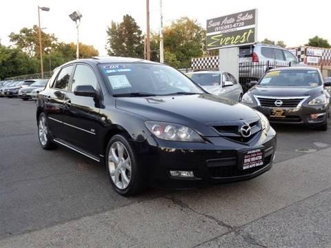 2008 Mazda MAZDA3 for sale at Save Auto Sales in Sacramento CA
