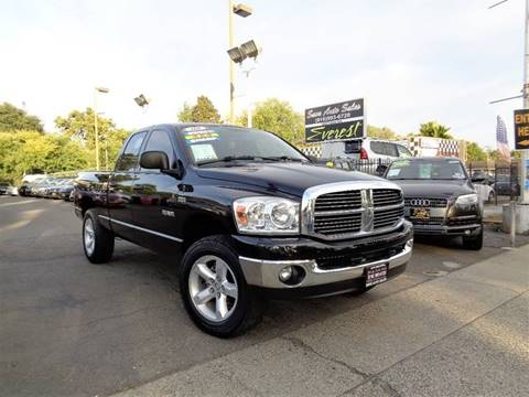 2008 Dodge Ram Pickup 1500 for sale at Save Auto Sales in Sacramento CA