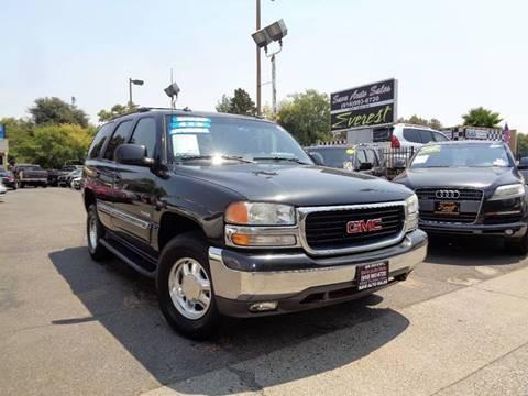 2003 GMC Yukon for sale at Save Auto Sales in Sacramento CA