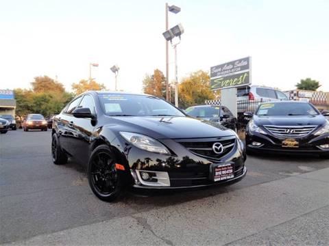 2012 Mazda MAZDA6 for sale at Save Auto Sales in Sacramento CA