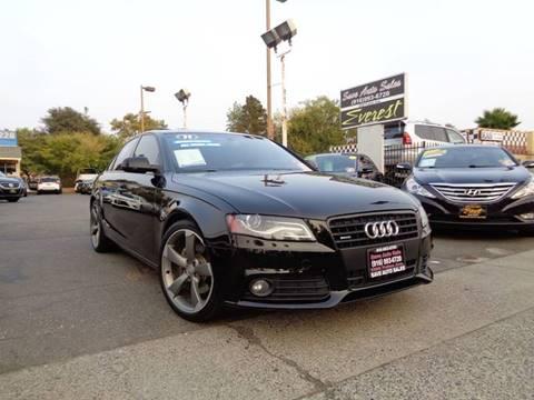 2011 Audi A4 for sale at Save Auto Sales in Sacramento CA