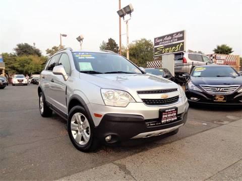 2014 Chevrolet Captiva Sport for sale at Save Auto Sales in Sacramento CA