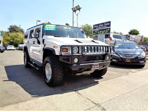 2003 HUMMER H2 for sale at Save Auto Sales in Sacramento CA