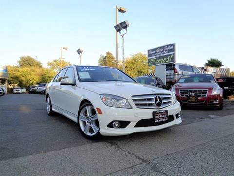 2010 Mercedes-Benz C-Class for sale at Save Auto Sales in Sacramento CA