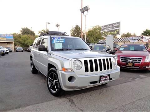 2010 Jeep Patriot for sale at Save Auto Sales in Sacramento CA