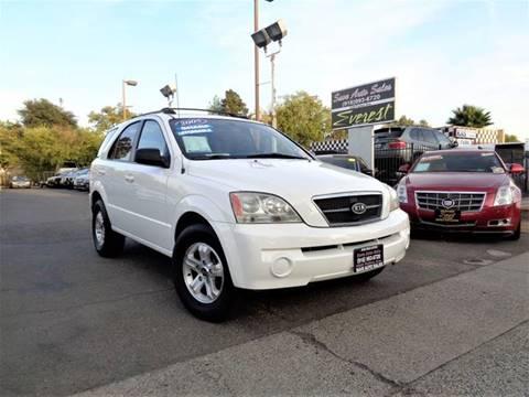 2005 Kia Sorento for sale at Save Auto Sales in Sacramento CA