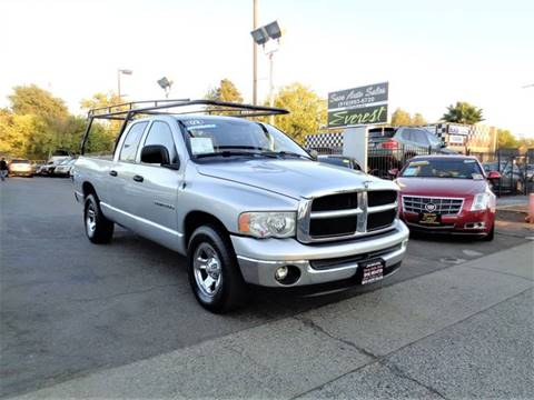 2003 Dodge Ram Pickup 1500 for sale at Save Auto Sales in Sacramento CA