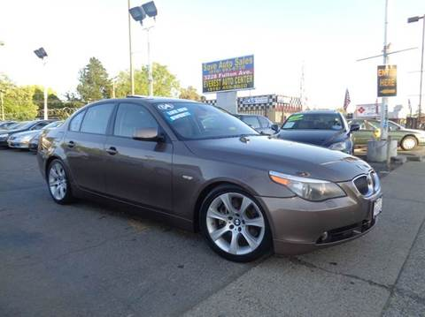 2004 BMW 5 Series for sale at Save Auto Sales in Sacramento CA