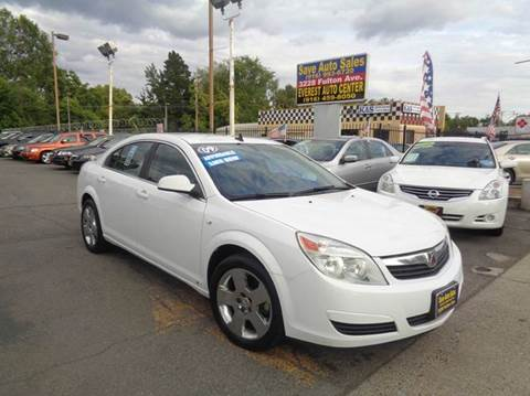 2009 Saturn Aura for sale at Save Auto Sales in Sacramento CA