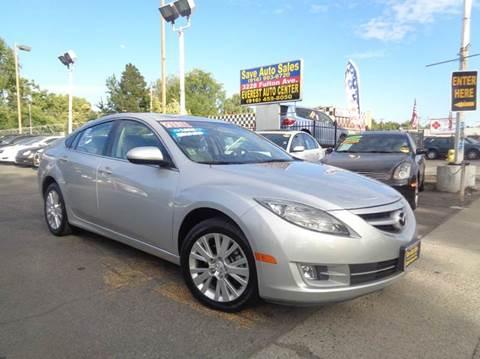 2010 Mazda MAZDA6 for sale at Save Auto Sales in Sacramento CA
