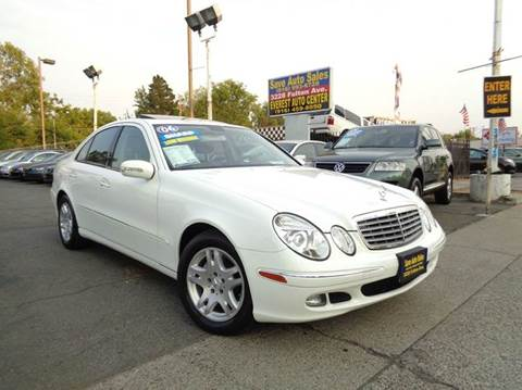 2006 Mercedes-Benz E-Class for sale at Save Auto Sales in Sacramento CA