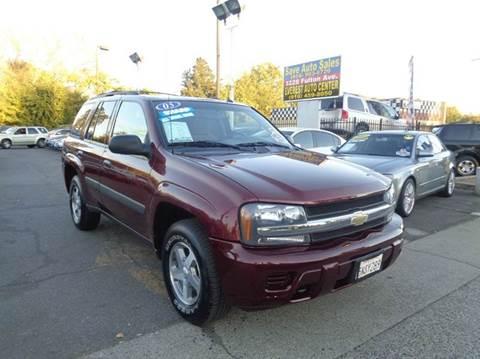 2005 Chevrolet TrailBlazer for sale at Save Auto Sales in Sacramento CA