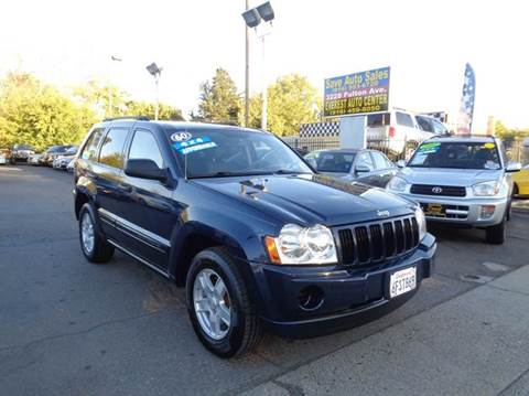 2006 Jeep Grand Cherokee for sale at Save Auto Sales in Sacramento CA