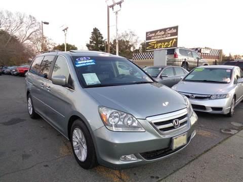 2005 Honda Odyssey for sale at Save Auto Sales in Sacramento CA