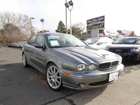 2005 Jaguar X-Type for sale at Save Auto Sales in Sacramento CA