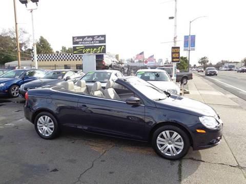 2010 Volkswagen Eos for sale at Save Auto Sales in Sacramento CA