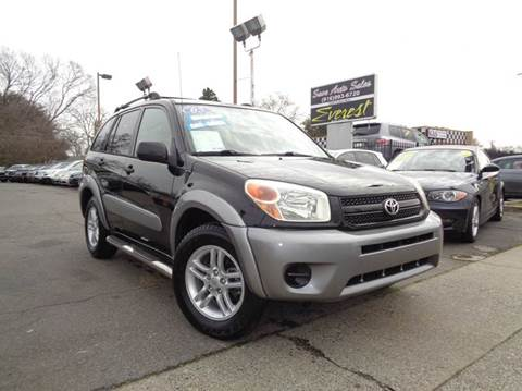2005 Toyota RAV4 for sale at Save Auto Sales in Sacramento CA