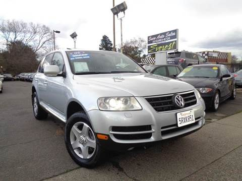 2006 Volkswagen Touareg for sale at Save Auto Sales in Sacramento CA