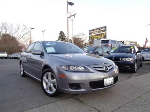 2007 Mazda MAZDA6 for sale at Save Auto Sales in Sacramento CA