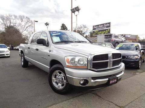 2006 Dodge Ram Pickup 1500 for sale at Save Auto Sales in Sacramento CA