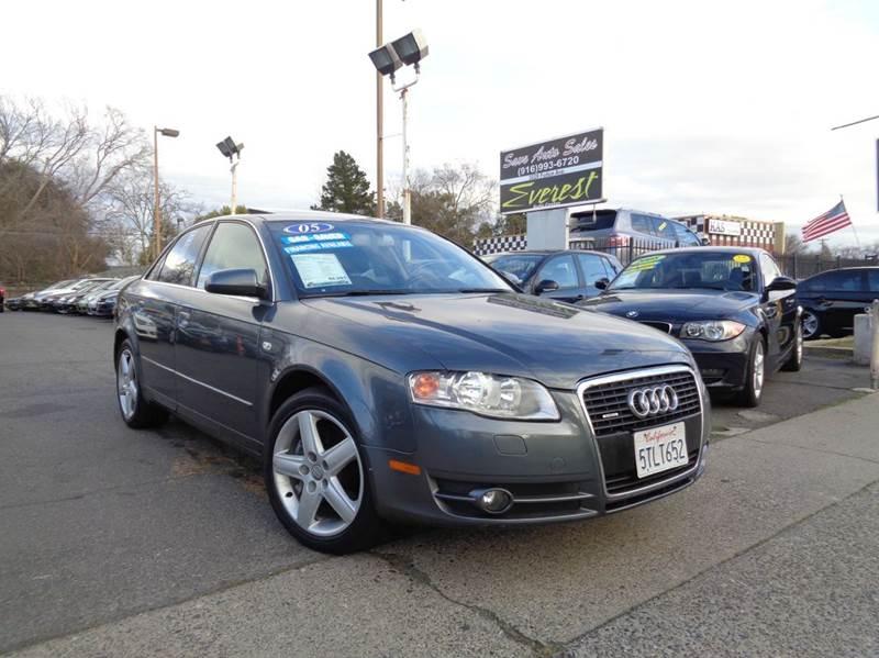 Audi A AWD New Quattro Dr Sedan In Sacramento CA Save - Audi sacramento