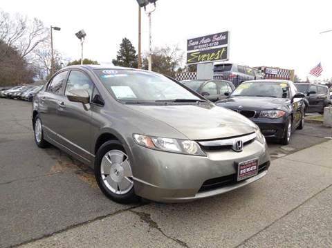 2007 Honda Civic for sale at Save Auto Sales in Sacramento CA