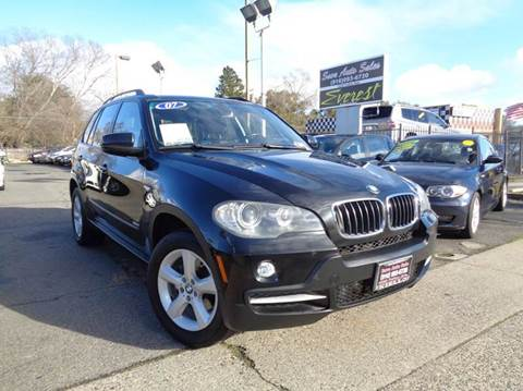 2007 BMW X5 for sale at Save Auto Sales in Sacramento CA
