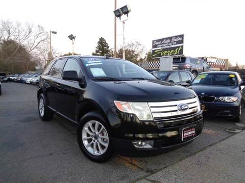 2007 Ford Edge for sale at Save Auto Sales in Sacramento CA