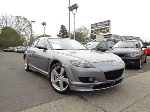 2004 Mazda RX-8 for sale at Save Auto Sales in Sacramento CA