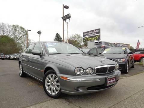 2003 Jaguar X-Type for sale at Save Auto Sales in Sacramento CA