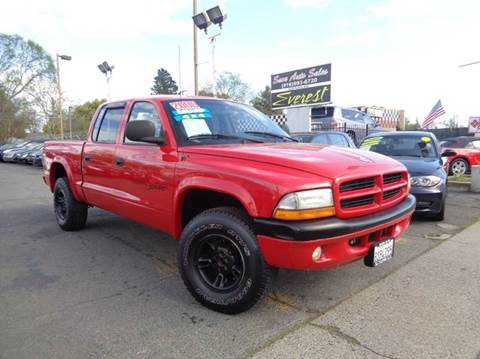 2000 Dodge Dakota for sale at Save Auto Sales in Sacramento CA