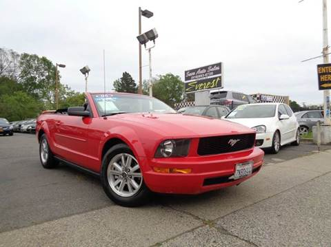 2006 Ford Mustang for sale at Save Auto Sales in Sacramento CA