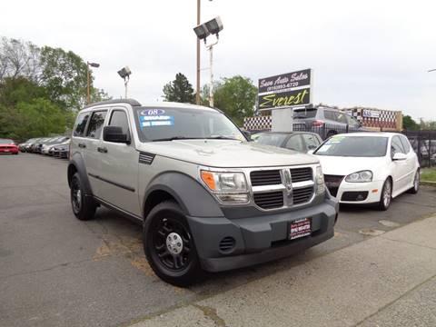 2008 Dodge Nitro for sale at Save Auto Sales in Sacramento CA