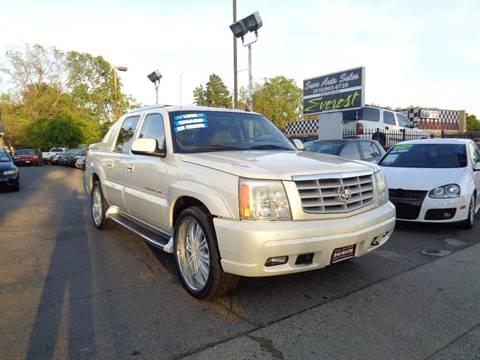 2003 Cadillac Escalade EXT for sale at Save Auto Sales in Sacramento CA