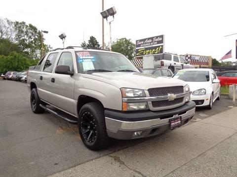 2004 Chevrolet Avalanche for sale at Save Auto Sales in Sacramento CA