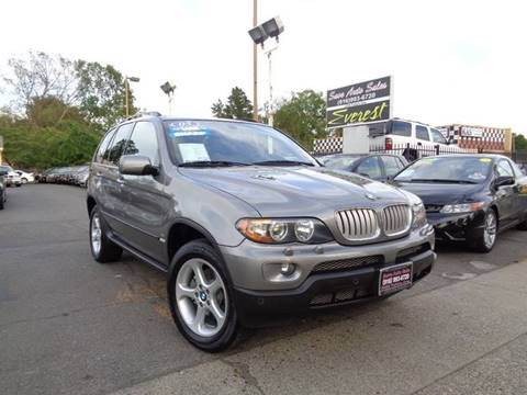 2005 BMW X5 for sale at Save Auto Sales in Sacramento CA