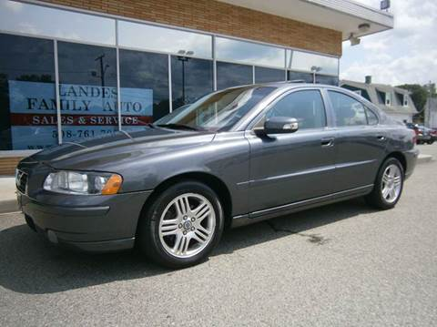 2006 Volvo S60 for sale at Landes Family Auto Sales in Attleboro MA