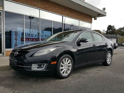 2011 Mazda MAZDA6 for sale at Landes Family Auto Sales in Attleboro MA