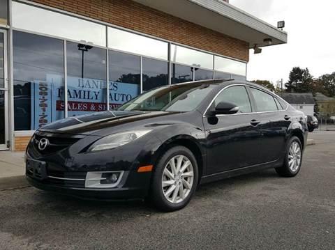 2011 Mazda MAZDA6 for sale at Landes Family Auto Sales in Attleboro MA