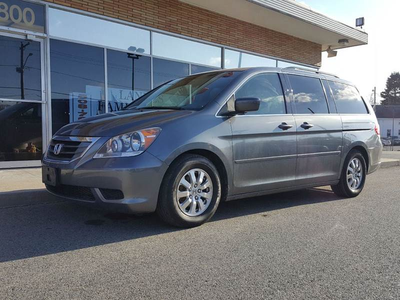 2010 Honda Odyssey for sale at Landes Family Auto Sales in Attleboro MA