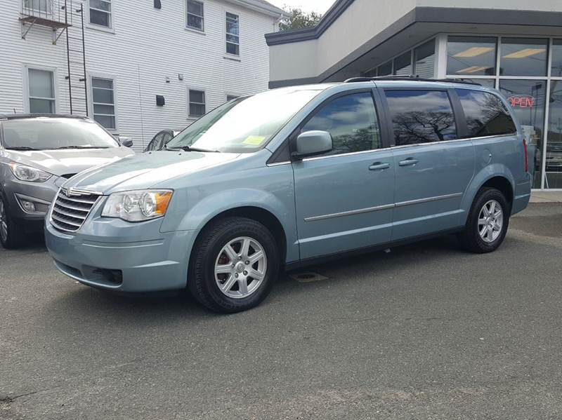 2010 Chrysler Town and Country for sale at Landes Family Auto Sales in Attleboro MA