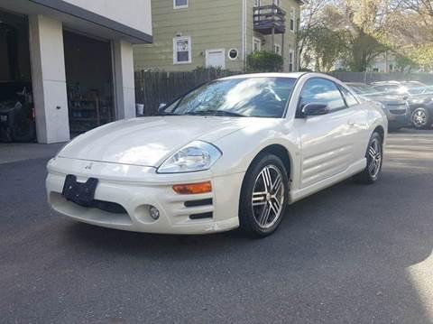 2005 Mitsubishi Eclipse for sale at Landes Family Auto Sales in Attleboro MA