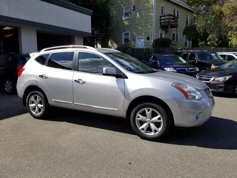 2011 Nissan Rogue for sale at Landes Family Auto Sales in Attleboro MA