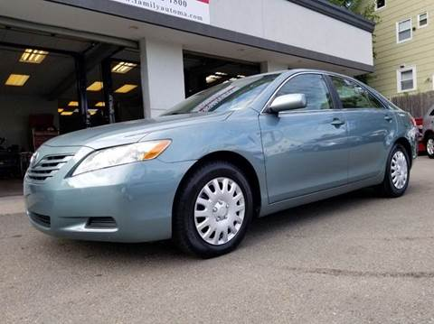 2009 Toyota Camry for sale at Landes Family Auto Sales in Attleboro MA