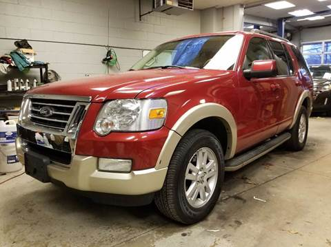 2010 Ford Explorer for sale at Landes Family Auto Sales in Attleboro MA