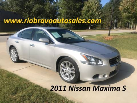2011 Nissan Maxima for sale in Buford, GA