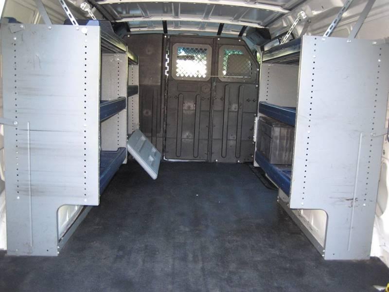 2010 Ford E-Series Cargo E-150 3dr Cargo Van - San Jose CA