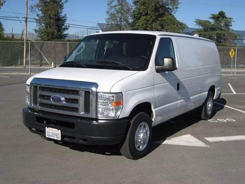 2010 Ford E-Series Cargo