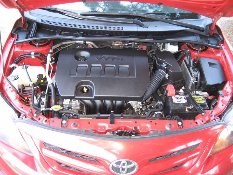2011 Toyota Corolla S 4dr Sedan 4A - San Jose CA